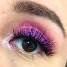 Pink smokey